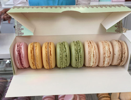 The Iconic Ladurée Comes To Town